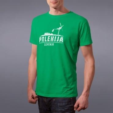 Prlekija Slovenija moški - kelly zelena