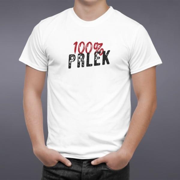 100% Prlek - bela